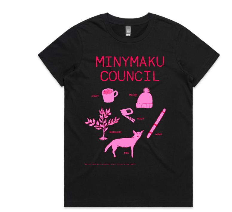 Aboriginal Indigenous tshirt design ethical