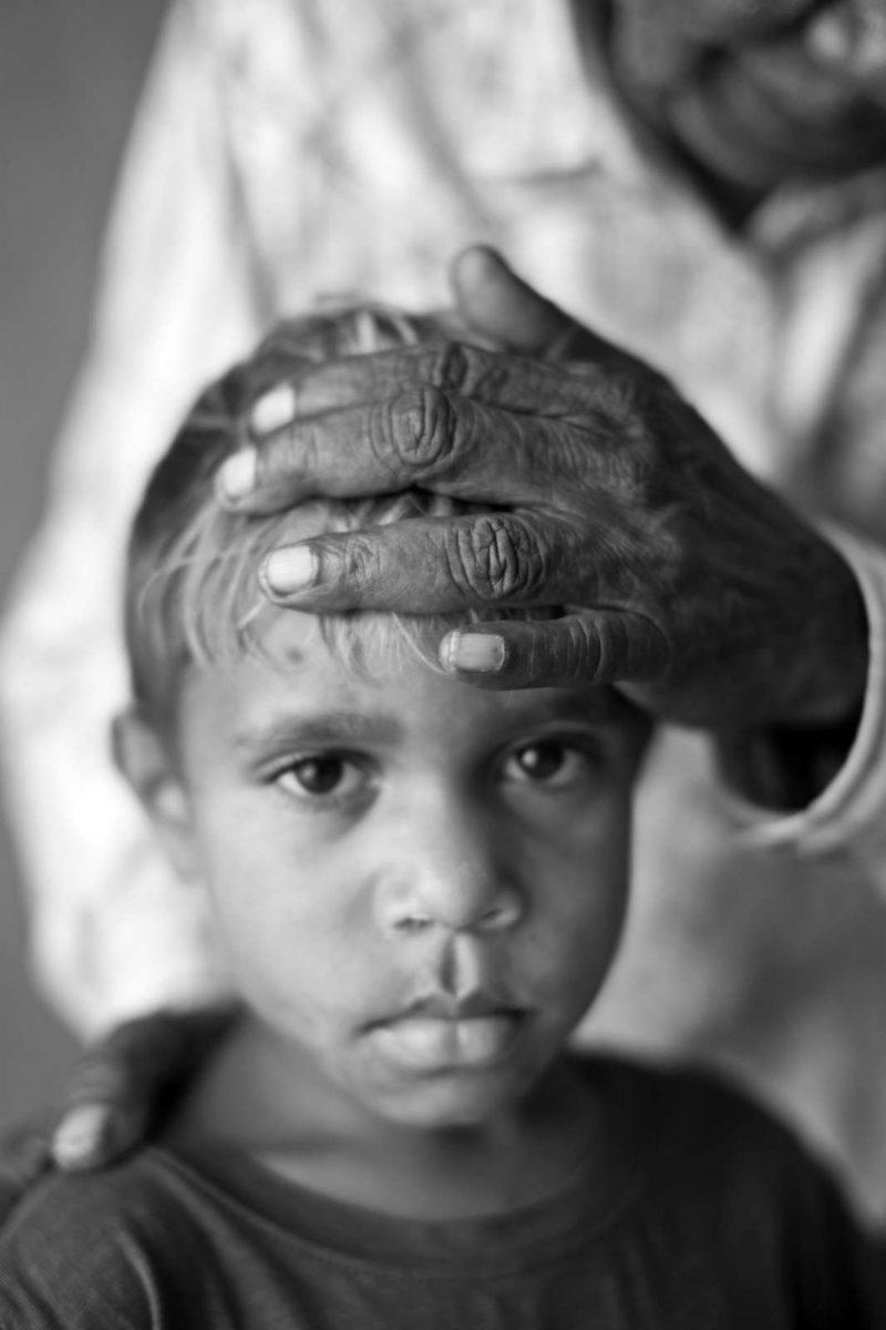 Ngangkari traditional indigenous healer culture