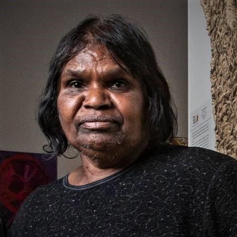 judith chambers tjanpi aboriginal art