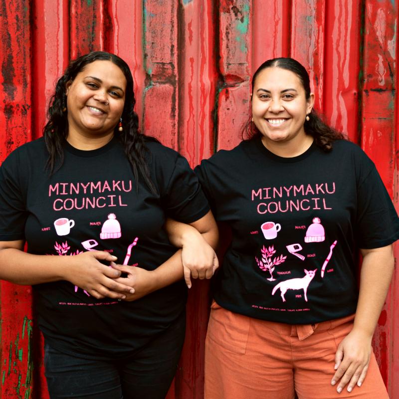 Aboriginal Indigenous Tshirt design