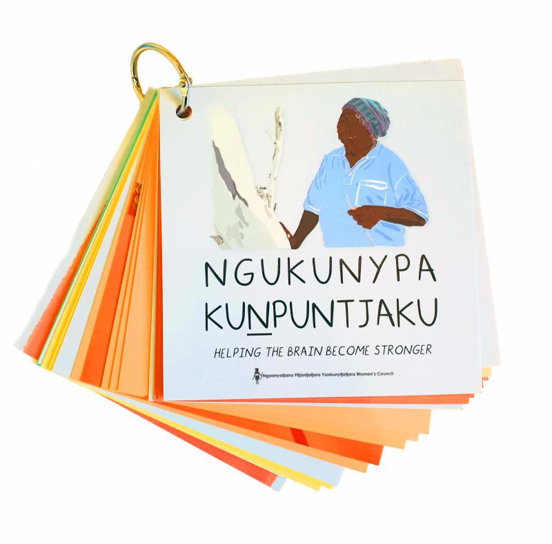 brain tool aboriginal indigenous
