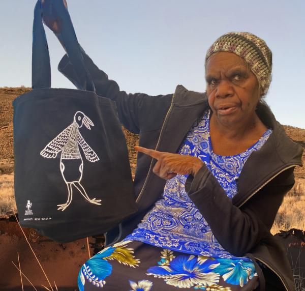 aboriginal indigenous gift bag